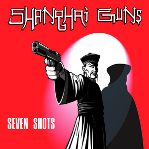 Seven Shots - Album cover